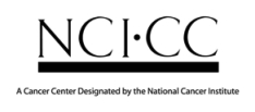 NCI cancer centers logo